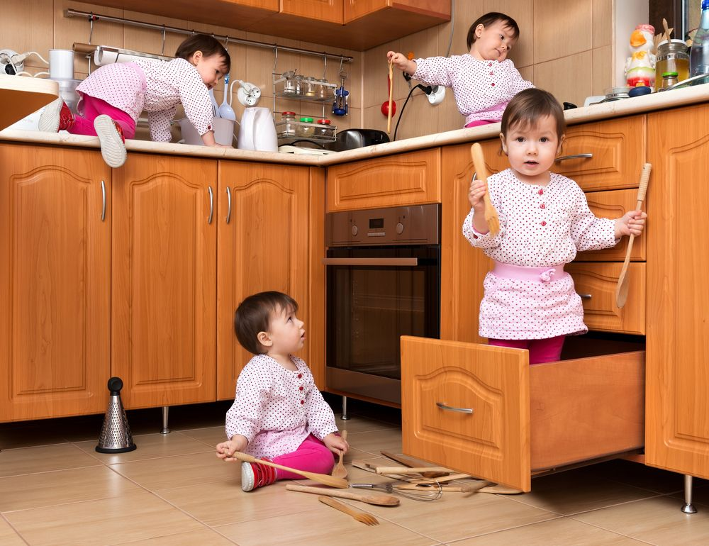 17 Ways to Baby Proof Your Kitchen