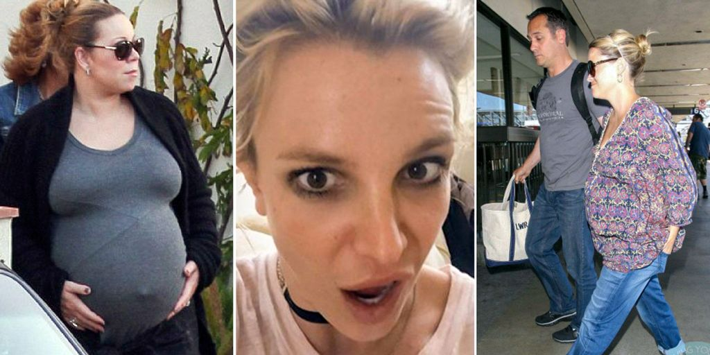 Celebs Who Got Knocked Up By Their Fans | BabyGaga Kelsi Monroe Strip For Fan