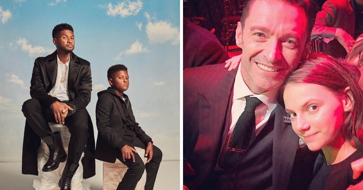 15 Celebrities Who Clearly Have The Dad Gene (And 10 Who Need To