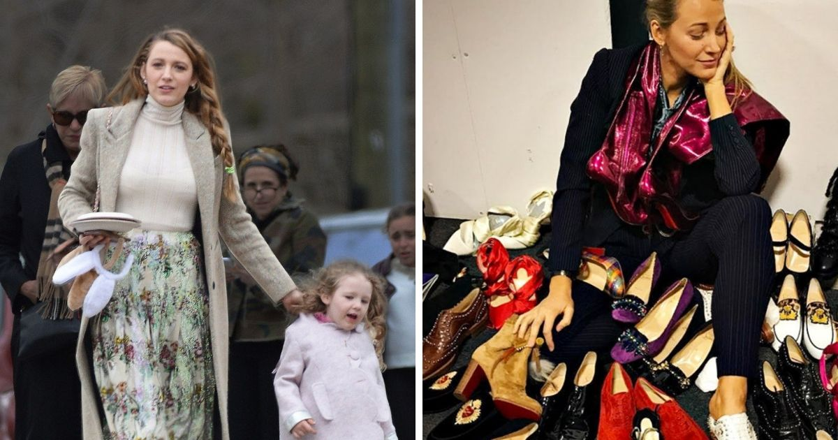 Growing Up With Blake Lively: 20 Things She Makes Her Kids Do