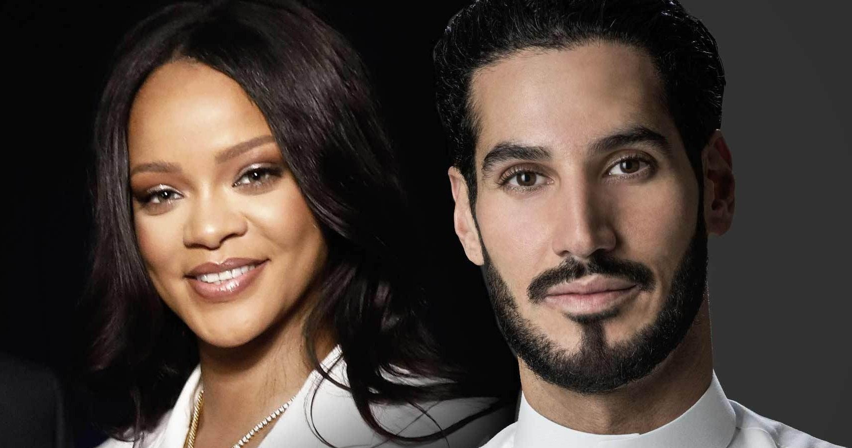 Image result for rihanna and hassan jameel