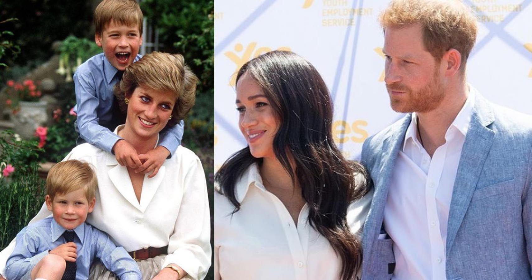 Archewell: Meghan Markle & Prince Harry Share Unseen Baby ...