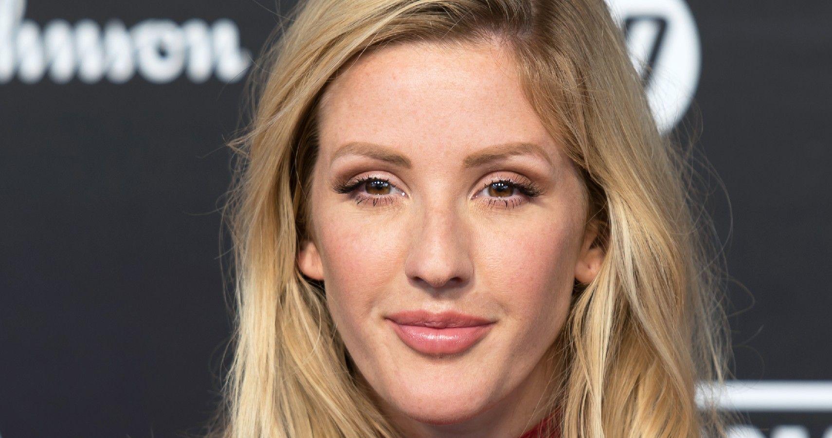 Ellie Goulding Reveals Why She Kept Her Pregnancy A Secret